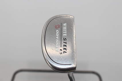 Odyssey White Steel 5 Putter Steel Right Handed 35.5in
