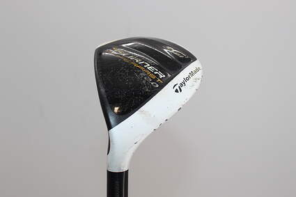 TaylorMade Burner Superfast 2.0 Hybrid 3 Hybrid 18° TM Reax Superfast 60 Graphite Stiff Left Handed 41.0in