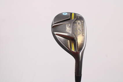 Cleveland Hibore Single Iron 3 Iron 21° Stock Graphite Shaft Graphite Stiff Right Handed 39.5in