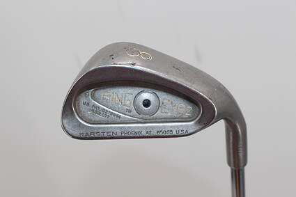 Ping Eye 2 Single Iron 8 Iron Stock Steel Shaft Steel Stiff Right Handed 36.5in