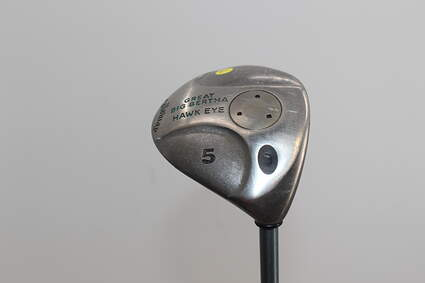Callaway Hawkeye Fairway Wood 5 Wood 5W 18° Stock Graphite Shaft Graphite Regular Right Handed 42.0in