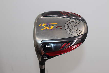 Cleveland Hibore XLS Driver 9.5° Stock Graphite Shaft Graphite Stiff Left Handed 44.75in