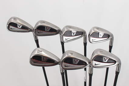 Nike Victory Red Pro Cavity Iron Set 5-GW Stock Graphite Shaft Graphite Regular Right Handed 38.25in