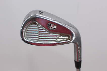 TaylorMade Rac TP 2005 Single Iron 8 Iron True Temper Dynamic Gold S300 Steel Stiff Right Handed 38.0in