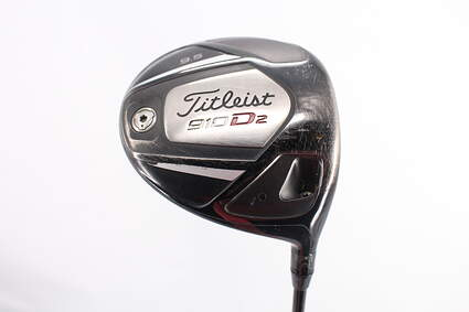 Titleist 910 D2 Driver 9.5° Titleist Diamana 'Ahina 82 Graphite Stiff Right Handed 45.25in