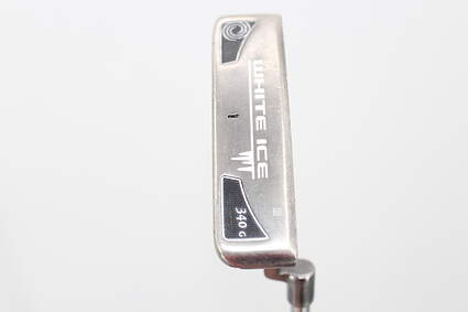Odyssey White Ice 1 Putter Slight Arc Steel Right Handed 35.0in