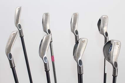 Callaway X-16 Iron Set 4-SW Callaway System CW75 Graphite Regular Right Handed 38.0in