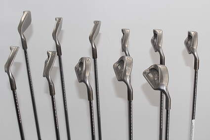 Ping ISI K Iron Set 2-LW Dynamic Gold Sensicore R300 Steel Regular Right Handed Silver Dot 38.0in