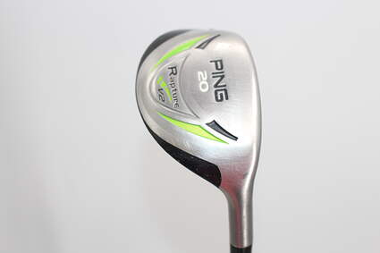 Ping Rapture V2 Hybrid 3 Hybrid 20° Ping TFC 939H Graphite Regular Right Handed 39.0in
