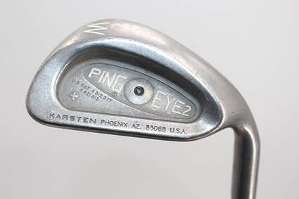 Ping Eye 2 + Wedge Pitching Wedge PW Ping KT Steel Wedge Flex Right Handed 35.5in
