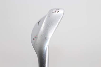Nike SV Tour Chrome Wedge Lob LW 60° 10 Deg Bounce Dynamic Gold AMT S300 Steel Wedge Flex Right Handed 35.25in