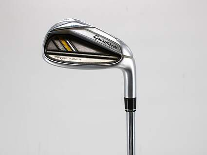 TaylorMade Rocketbladez Single Iron 8 Iron FST KBS Tour 90 Steel Regular Right Handed 37.5in