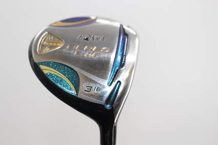 Honma S-06 Fairway Wood 3 Wood HL 16° ARMRQ8 45 Graphite Regular Right Handed 43.0in