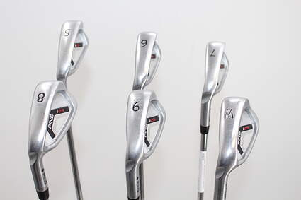 Ping I25 Iron Set 5-PW Ping CFS Steel Stiff Left Handed 38.0in