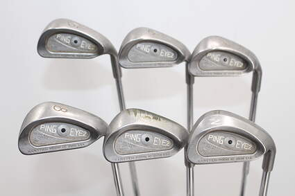 Ping Eye 2 + Iron Set 5-PW Ping KT-M Steel Stiff Right Handed 38.0in