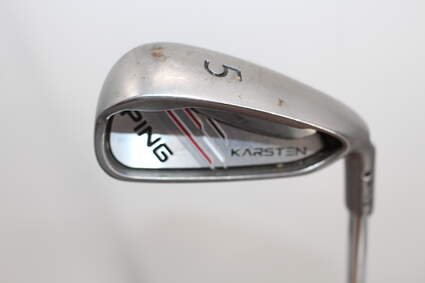 Ping 2014 Karsten Single Iron 5 Iron Ping CFS Distance Steel Stiff Right Handed 38.5in