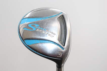 Adams Fast 12 Fairway Wood 3 Wood 3W Adams Grafalloy ProLaunch Blue Graphite Ladies Right Handed 42.0in
