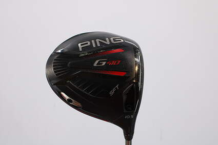 Ping G410 SF Tec Driver 10.5° Ping Tour 65 Graphite X-Stiff Right Handed 45.0in