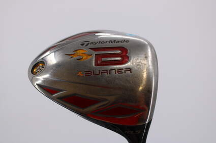 TaylorMade 2009 Burner Driver 10.5° TM Reax Superfast 49 Graphite Regular Right Handed 45.75in