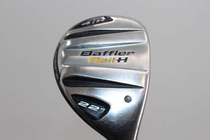 Cobra Baffler Rail H Hybrid 4 Hybrid 22° Cobra Motore Baffler Rail-H Graphite Regular Right Handed 40.0in