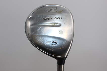 Mizuno MP-001 Fairway Wood 5 Wood 5W 18° Stock Graphite Shaft Graphite Stiff Right Handed 42.5in