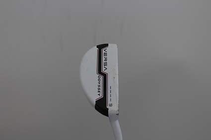 Odyssey Versa #9 White Black White Putter Steel Right Handed 34.0in