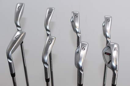 Ping I25 Iron Set 3-PW Ping CFS Steel Stiff Right Handed Green Dot 38.0in
