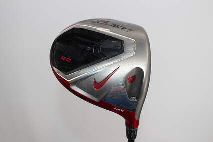 Nike VRS Covert 2.0 Driver 10.5° Mitsubishi Kuro Kage Black 50 Graphite Stiff Right Handed 45.0in