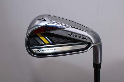 TaylorMade Rocketbladez Single Iron 7 Iron TM Matrix RocketFuel 65 Graphite Regular Right Handed 37.0in