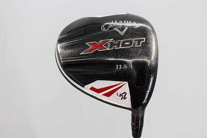 Callaway 2013 X Hot Driver 11.5° Project X PXv Graphite Senior Right Handed 46.0in