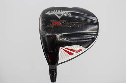 Callaway 2013 X Hot Driver 9.5° Project X Velocity Graphite Stiff Left Handed 46.0in