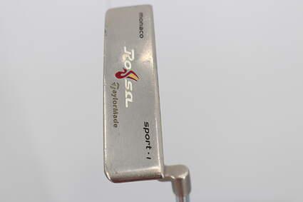 TaylorMade Rossa Monaco Sport 1 Putter Slight Arc Steel Right Handed 31.0in