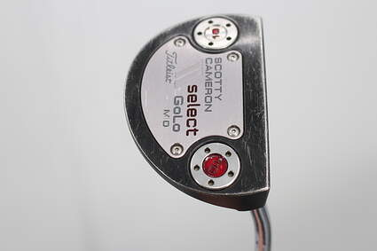Titleist Scotty Cameron Select GoLo S5 Putter Face Balanced Steel Right Handed 38.0in