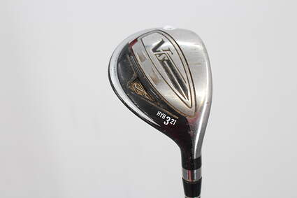 Nike Victory Red S Hybrid 3 Hybrid 21° Stock Graphite Shaft Graphite Stiff Right Handed 40.5in