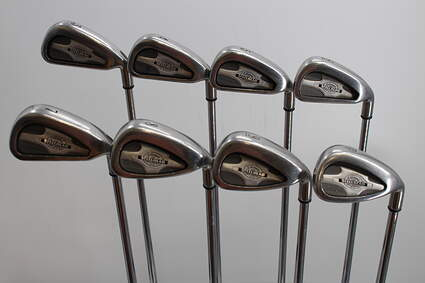 Callaway X-14 Iron Set 3-PW Rifle Flighted 6.0 Steel Stiff Right Handed 38.0in