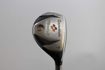 TaylorMade 2009 Rescue Hybrid 4 Hybrid 22° TM Aldila reax 65 hybrid Steel Senior Right Handed 40.0in