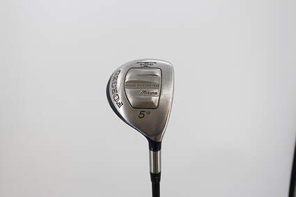 Mizuno T-Zoid Forged Fairway Wood 5+ Wood 18° Stock Graphite Shaft Graphite Regular Right Handed 42.0in
