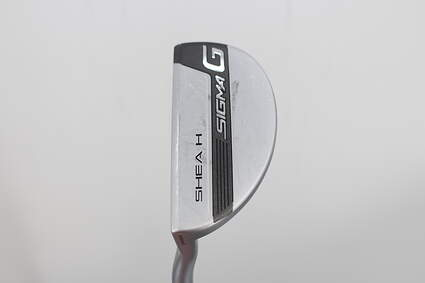 Ping Sigma G Shea H Putter Steel Left Handed 34.5in