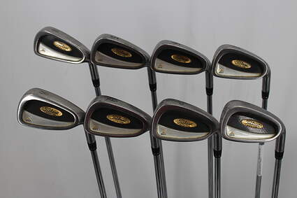 Titleist DCI 822 Oversize Iron Set 4-PW Stock Steel Shaft Steel Regular Right Handed 38.0in