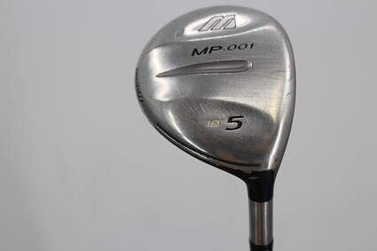 Mizuno MP-001 Fairway Wood 5 Wood 5W 18° Callaway Stock Steel Steel Stiff Right Handed 41.5in