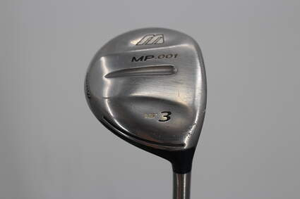 Mizuno MP-001 Fairway Wood 3 Wood 3W 15° Stock Steel Shaft Steel Stiff Right Handed 42.25in