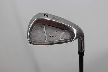 TaylorMade Rac OS Single Iron 6 Iron TM Ultralite Iron Graphite Graphite Regular Right Handed 38.0in