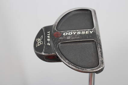 Odyssey DFX 2-Ball Center Shaft Putter Steel Right Handed 34.75in