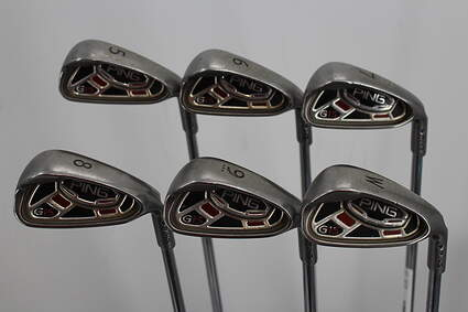 Ping G15 Iron Set 5-PW Ping AWT Steel Regular Right Handed Purple dot 38.25in