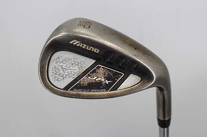 Mizuno 2014 JPX Wedge Lob LW 60° True Temper XP 105 Wedge Steel Wedge Flex Right Handed 35.0in