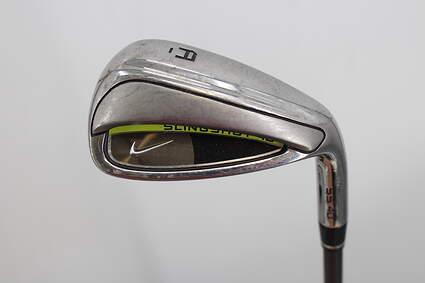 Nike Slingshot 4D Single Iron Gap Wedge GW Nike Diamana Slingshot Graphite Stiff Right Handed 36.0in
