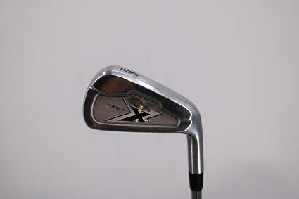 Callaway X Forged Single Iron 6 Iron True Temper Dynamic Gold S300 Steel Stiff Right Handed 37.75in