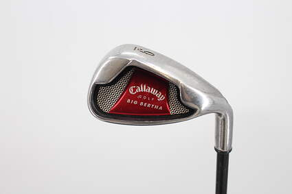 Callaway 2002 Big Bertha Single Iron 9 Iron Stock Graphite Shaft Graphite Regular Right Handed 36.0in