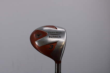 TaylorMade 1998 Burner Fairway Wood 3 Wood 3W 15° TM Bubble 2 Graphite Stiff Right Handed 43.0in