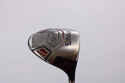 Ping G15 Driver 9° Aldila Serrano 60 Graphite Stiff Right Handed 45.75in